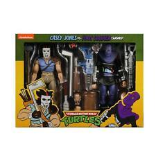 NECA Casey Jones & Foot Soldier Teenage Mutant Ninja Turtles Figure 2 Pack