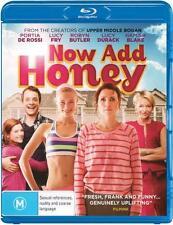 Now Add Honey  - BLU-RAY - NEW Region B