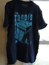 Think Geek Capsule Doctor Who The Tardis t-shirt XL, police box