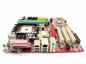 MSI K8TM-ILSR MS-6741 Matx Desktop PC Computer Motherboard AMD Socket/Socket 754