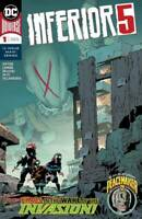 Inferior 5 #1 Five DC Comic 1st Print 2019 unread NM