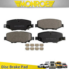 LCAR Prosolution Rear Ceramic Disc Brake Pads 4Pcs For 2007-2016 JEEP WRANGLER
