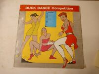 Duck Dance Competition - Various Artists - Vinyl LP 1988