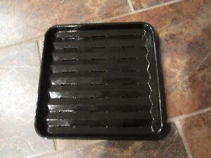 """Breville Smart Oven OEM 12"""" Square Baking, Broiler Pan and Insert"""