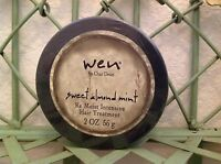 WEN RE-MOIST INTENSIVE HAIR TREATMENT 2 or  4oz~~CHOICE OF SCENTS~~ NEW SEALED