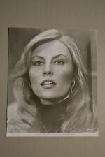 "Vintage Movie Press Photo 1976 ""The Next Man"" Sexy Hit Woman Cornelia Sharpe WoW"