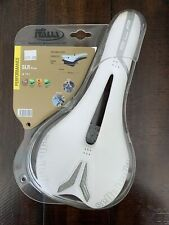 SELLE ITALIA SLR FLOW WHITE CYCLING PERFORMANCE  SADDLE