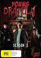 BBC : YOUNG DRACULA - COMPLETE SEASON 3  -  DVD - UK Compatible