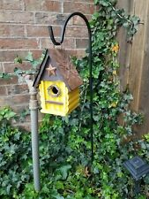 VINTAGE Rustic Birdhouse