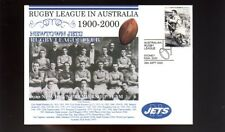 NEWTOWN JETS 1900-2000 RUGBY COVER, 1910 PREMIERS