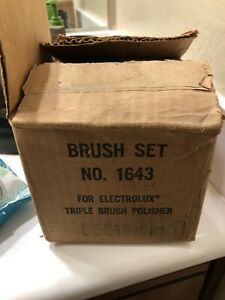 Electrolux Shampooer Brush Set No. 1643
