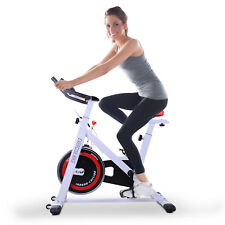 Indoor Cycling Bike Stationary Exercise Bike Cardio Workout Training w/ LCD