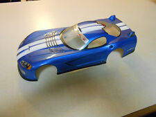 Team Associated TC4 Dodge Viper GTS R Painted Body 1:10 Scale-Used