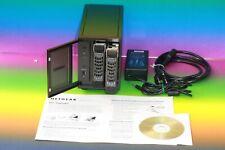 Netgear ReadyNAS Duo RND2000 NAS Server Multimedia Video u. 2x 500GB Festplatte