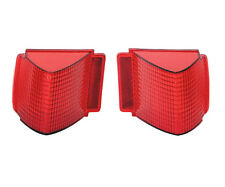 1967 67 Chevy Chevelle Tail Lamp Lenses Pair / Right & Left Side TL67AN