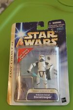 Star Wars Fans' Choice McQuarrie Concept Stormtrooper Japan Import NIP