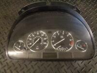 2000 BMW 5 SERIES E39 523i SE 4DR SPEEDOMETER INSTRUMENT CLUSTER 8381196