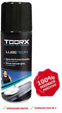 Toorx Spray lubrificante Tapis-roulant olio 200 ml siliconico LUBETECH tappeto
