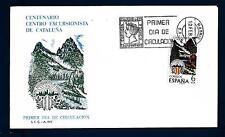 SPAIN - SPAGNA - 1976 - Centenario del Centro Escursionista di Catalogna - (B)