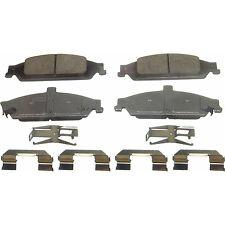 Disc Brake Pad Set-ThermoQuiet Ceramic Brake Pad Wagner PD752A