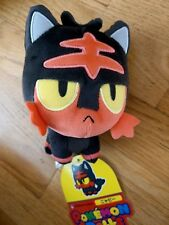 Litten Pokedoll Plush Pokemon Center Japan Authentic Official MWT