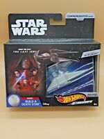 DISNEY STAR WARS COMMEMORATIVE SERIES STARSHIP KYLO RENS TIE SILENCER BRAND NEW