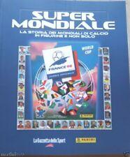 SUPERMONDIALE=FRANCE 98=RIPRODUZIONE ALBUM PANINI=ITALIA=BAGGIO=RIGORI