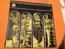 A FUNNY THING HAPPENED ON THE WAY TO THE FORUM - Frankie Howerd 1963 Aus Lp NM