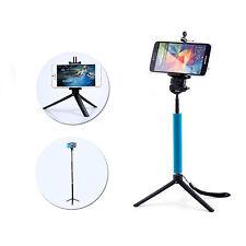 Mini Portable Tripod Monopod Stand Holder For Cell Phone Camera Gopro 3+ 4 Canon