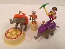 Playmobil 4235 Vintage Elephant Circus Set
