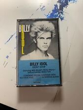 Billy Idol - Don't Stop & MTV Interview (1983) TESTED Cassette Tape