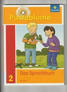 Lehrmittel Deutsch Grundschule, Pusteblume Das Sprachbuch 2, Schroedel unbenutzt