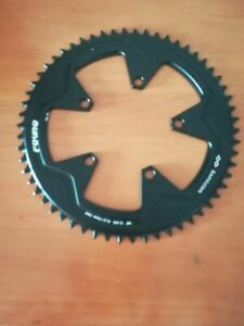 RD Folding Bike Circle Chainring BCD110 Narrow Wide 1x System 5bolts 38T to 58T