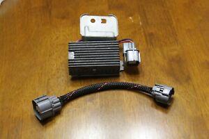 96-00 EK Civic Injector Resistor Box Plug/Play Harness & Box Honda Integra DSM