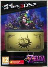 Console Nintendo 3DS XL Edition Zelda Majora's Mask PAL New