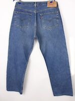Levi's Strauss & Co Hommes 501 Jeans Jambe Droite Taille W38 L30 BBZ539