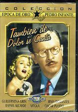 Tambien De Dolor Se Canta, BRAND NEW FACTORY SEALED SPANISH DVD (2005, Tekila)