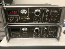 Trek 610B High Voltage Power Supply Amplifier Controller, Input & HV Cable