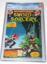 SWORD OF SORCERY #1 DC Comics 1974 CGC 9.6 Howard Chaykin NEWLY SLABBED