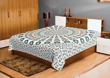 Mandala Bedspread Hippie Wall Hanging Throw Bohemian Queen Bedding