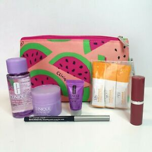 Clinique Bundle, Take The Day Off, Smart Clinical, Quickliner, Sample Gift Bag