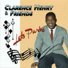 CLARENCE Frogman HENRY Let's Party 2CD - 1950s Rock 'n' Roll Rhythm & Blues NEW