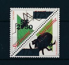 [SU1179] Suriname Surinam 2002 Beetles Overprint 2750 in silver triangles MNH