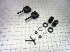 2012 11-13 Yamaha FZ 800 FZ8 Handlebar Risers Set Bar End Weight Lot Left Rigtt