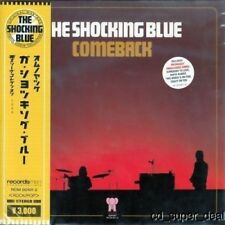 SHOCKING BLUE - COMEBACK ( MINI LP AUDIO CD with OBI )