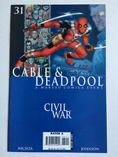 Cable and Deadpool 31 Marvel Comics