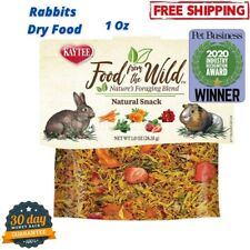 Kaytee Rabbit Dry Food For rabbits, guinea pigs and small animals