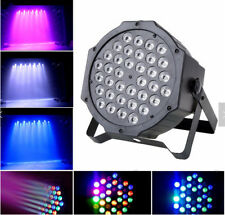 36 RGB Leds Par LED DMX Stage Light Disco DJ Bar Effect Show Strobe Lighting
