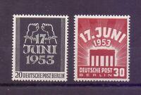 Berlin 1953 - Volksaufstand - MiNr.110/111 postfrisch** - Michel 50,00 € (557)