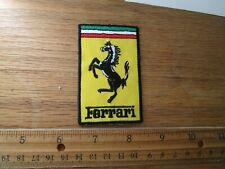 OEM Ferrari Genuine Nose Badge Emblem Badge Patch 328 348 355 360 430 458 308